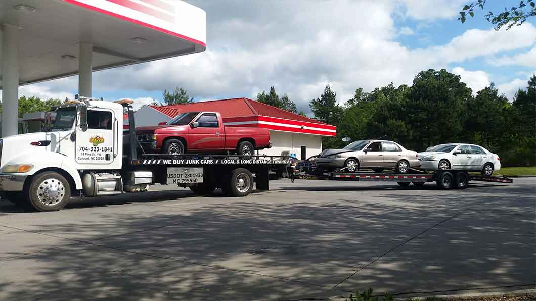 24 Hour Junk Cars >> 24 Hour Towing Concord Nc Avg Towing Recovery